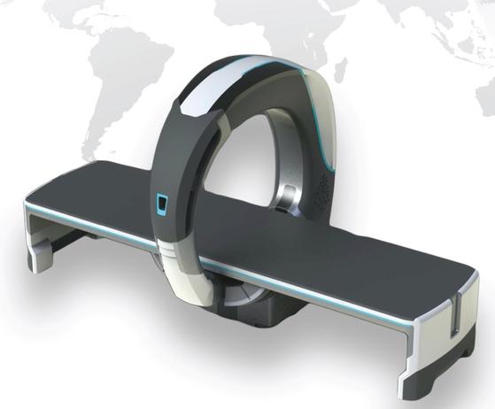 A digital X-ray machine from Nanox. [SK TELECOM]