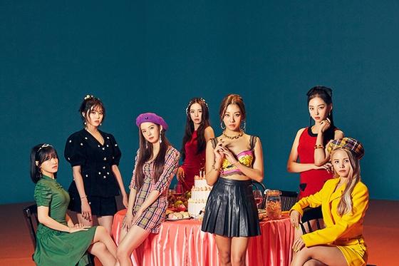 Girl group CLC [CUBE ENTERTAINMENT]
