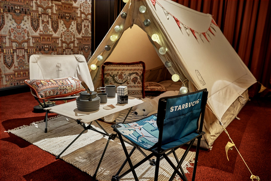 L'Escape Hotel offers a camping vibe inside its suites. [L'ESCAPE HOTEL]