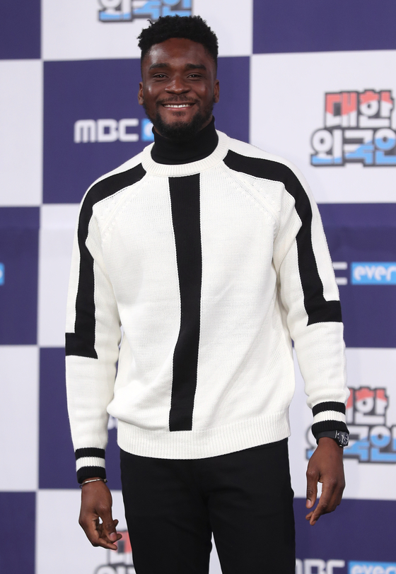 Sam Okyere [ILGAN SPORTS]