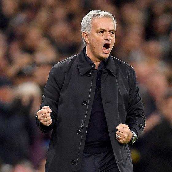 Jose Mourinho [TOTTENHAM HOTSPUR]