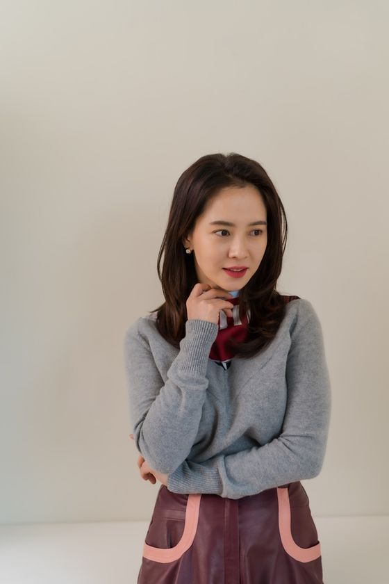 Actor Song Ji-hyo [ACEMAKER MOVIEWORKS]