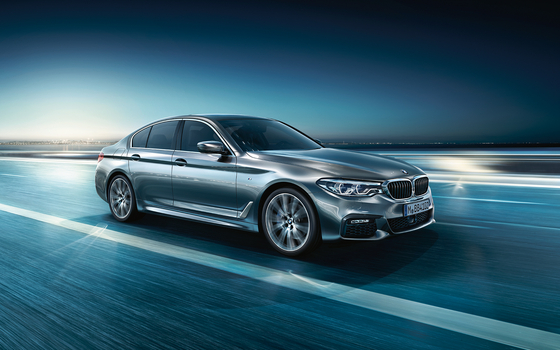 BMW 5 series [BMW KOREA]