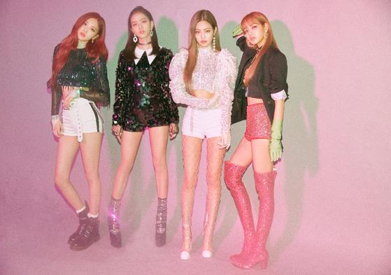 Girl group Blackpink [YG ENTERTAINMENT]