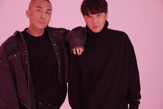 Producer duo Black Eyed Pilseung [HIGHUP ENTERTAINMENT]