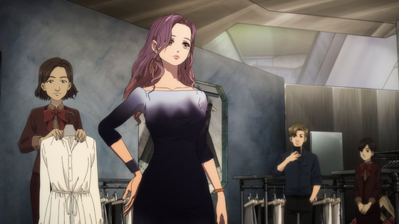 Ye-ji enjoys the attention she receives after she is transformed. [SS ANIMENT]
