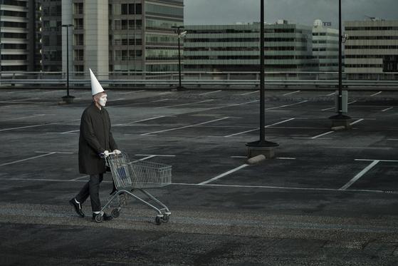"""""""April Fool 2020 9:45am"""" by Erwin Olaf [K.O.N.G GALLERY]"""