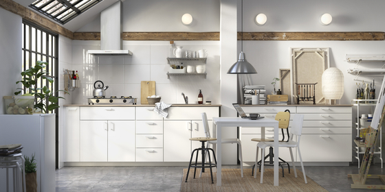 Swedish furniture giant Ikea announces late last month that it would provide kitchen installation services in the Korean market. [IKEA]
