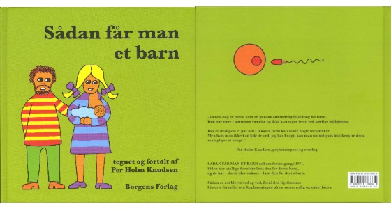 """Per Holm Knudsen's """"How a Baby is Made"""" (1971)"""