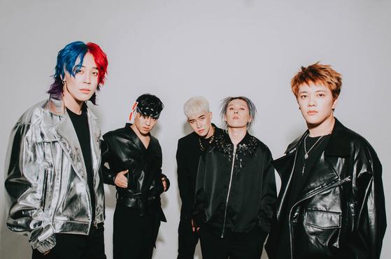 Q-pop boy band Ninety One [JUZ ENTERTAINMENT]