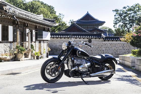 BMW Motorrad's new R 18. [BMW MOTORRAD]