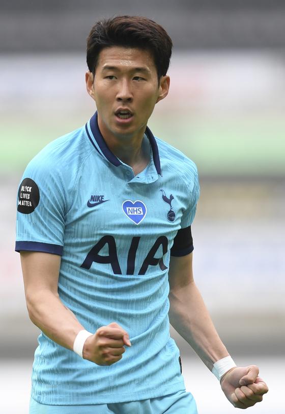 Son Heung-min [EPA/yonhap