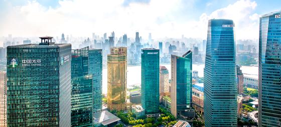 Mirae Asset's Shanghai branch. [MIRAE ASSET]