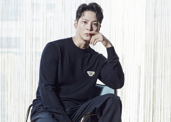 """Joo Won stars once again in the upcoming musical """"Ghost,"""" which kicks off at the D-Cube Arts Center from Oct. 6. [SEENSEE COMPANY]"""