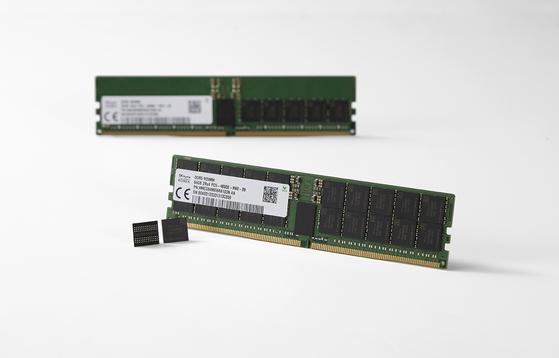 SK hynix's DDR5 [SK HYNIX]