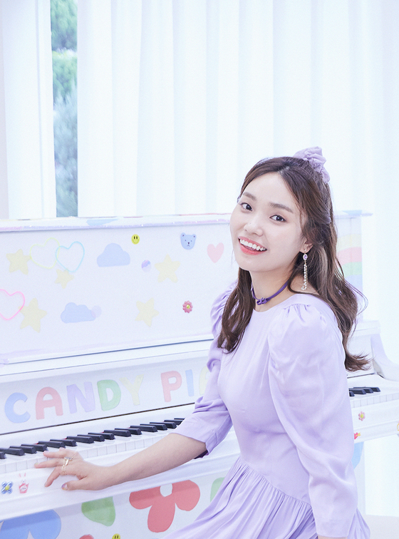 Singer-songwriter Lee Jin-ah [ANTENNA]