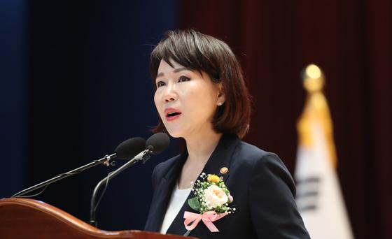 ACRC Chairperson Jeon Hyeon-heui [YONHAP]