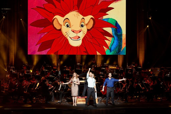 """""""Disney in Concert: A Dream is a Wish"""" will be staged for two days at the Sejong Center for the Performing Arts in central Seoul in November. [CREDIA]"""