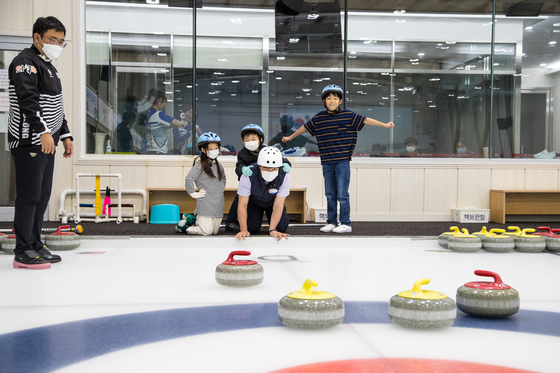 Uiseong Curling Center is a must-visit spot for sports fans. [CHOI SEUNG-PYO]