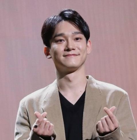 Chen of Exo. [ILGAN SPORTS]