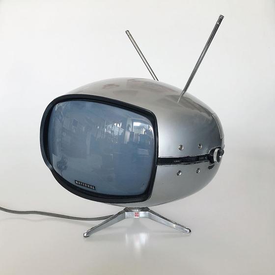 A TV manufactured by Japanese electronics company National. [LEMON SEOUL
