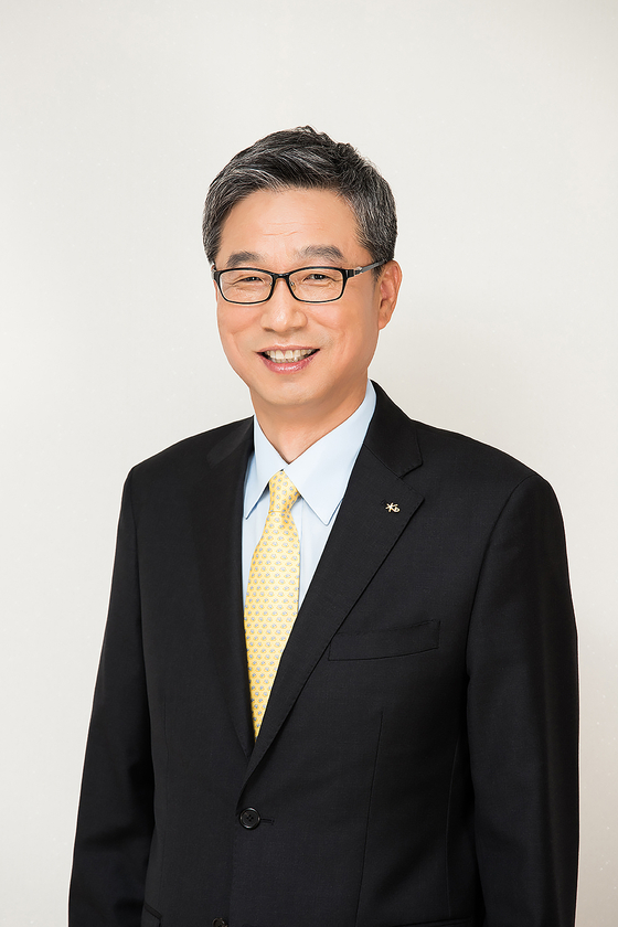 KB Kookmin Bank CEO Hur Yin [KB KOOKMIN BANK]