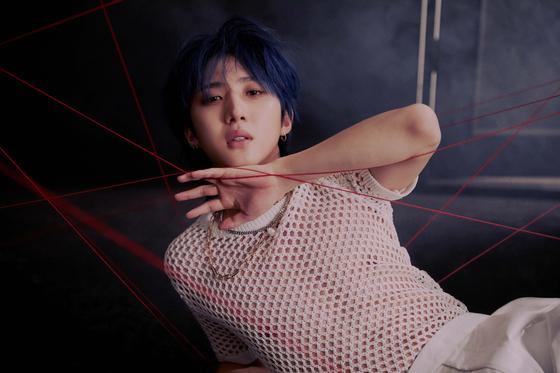 Boy band Pentagon member Hui [CUBE ENTERTAINMENT]