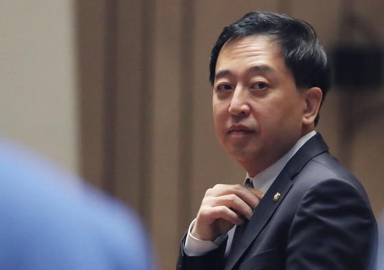 Keum Tae-sup, former lawmaker of the Democratic Party (DP). [YONHAP]