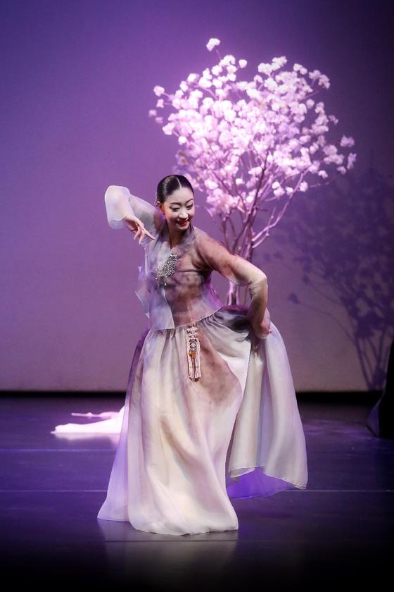 Dancer Kim Ho-eun will be performing at this year's Seoul Dance Festival. [KOREA DANCE ASSOCIATION]