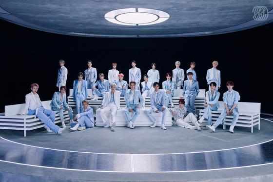 Boy band NCT [SM ENTERTAINMENT]