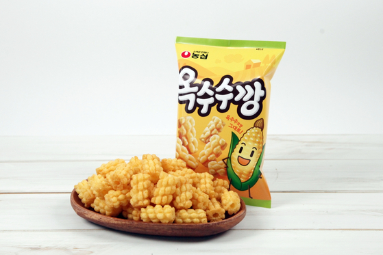 Nongshim's new Oksusukkang which was introduced on Monday. [NONGSHIM]