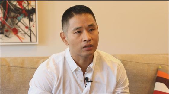 Singer Steve Yoo [ILGAN SPORTS]