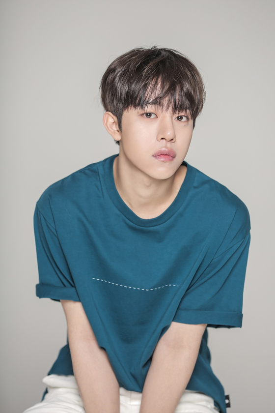 Singer Jung Dae-hyun will begin his mandatory military service next month. [LION HEART]