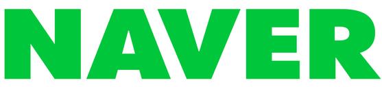 Logo of Naver. [NAVER]