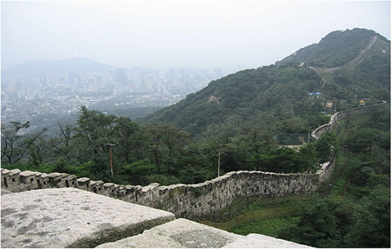 The northern side of the Seoul Fortress, which has been off-limits for the past 52 years, reopens on Nov. 1. [CULTURAL HERITAGE ADMINISTRATION]