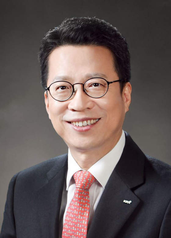 CEO and Chairman of the Korea Exchange, Jung Ji-won. [KOREA EXCHANGE]