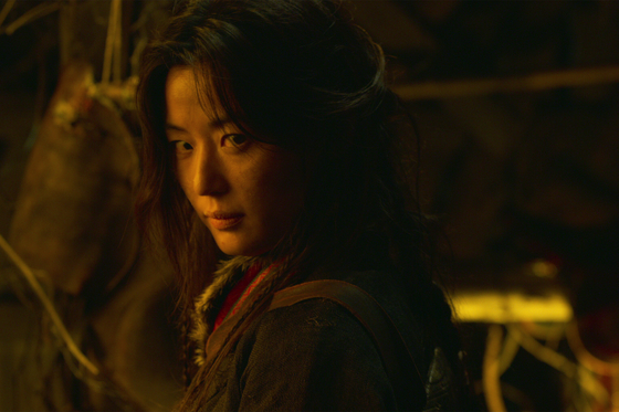 """Jun Ji-hyun will feature in the newest episode of hit Netflix series """"Kingdom,"""" which is currently filming. The release date has not yet been announced. [NETFLIX]"""