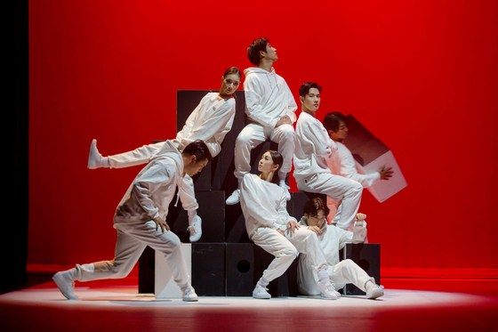 "The National Dance Company's ""Seven Beats,"" which premiered in 2018, will come back to be staged at the National Theater of Korea in central Seoul. [NATIONAL THEATER OF KOREA]"