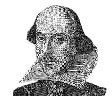 William Shakespeare [JOONGANG PHOTO]