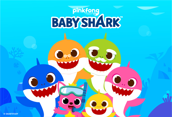 "'Baby Shark Dance"" became the most viewed video on YouTube on Monday. [SMARTSTUDY]"