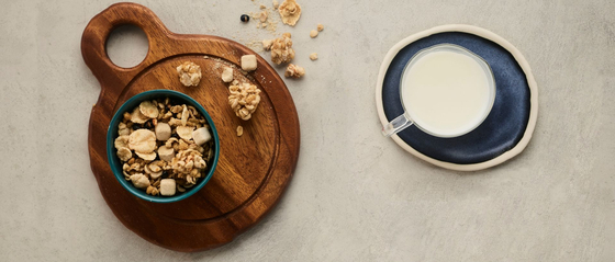 Kellogg's protein granola. [KELLOGG KOREA]