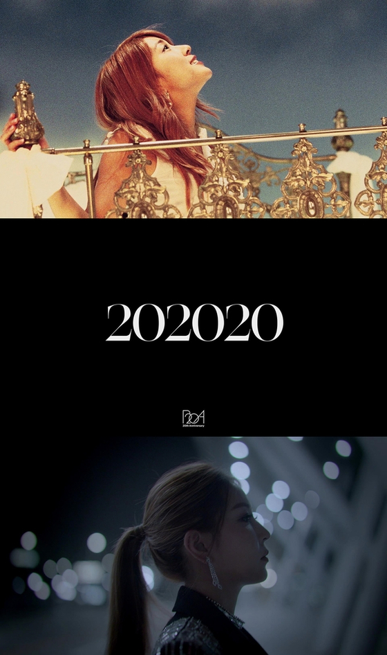 "The teaser for documentary ""202020 BoA"" to be released on Nov. 12. [SM ENTERTAINMENT]"