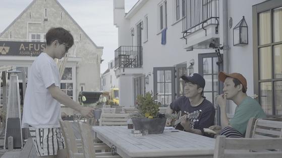 Singer Jukjae took part in the third season of JTBC's music program ″Begin Again″ last year. [JTBC]