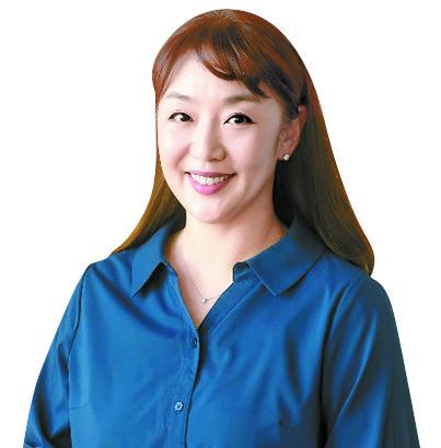 CEO of stationary company Dream Office, Kim So-hee