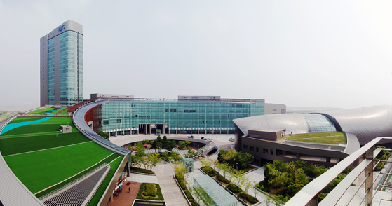 A view of the Incheon Global Campus in Songdo, Incheon. [INCHEON FREE ECONOMIC ZONE]