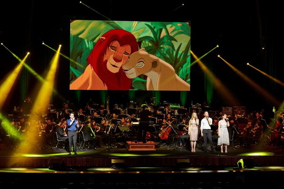 """Disney in Concert: A Dream is a Wish"" will be held this weekend at the Sejong Center for the Performing Arts in central Seoul. [CREADIA]"