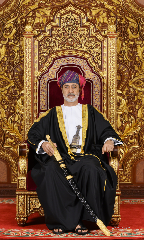 His Majesty Haitham Bin Tarik, Sultan of Oman