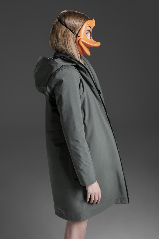 Italian fashion brand Save the Duck makes products that are 100 percent cruelty-free. [SAVE THE DUCK]