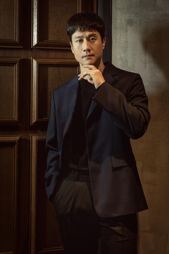 Actor Jung Woo [LITTLE BIG PICTURES]