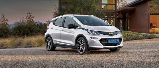 The Bolt EV [GM KOREA]